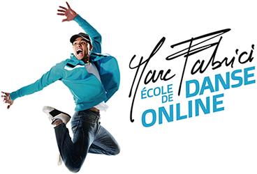 Ecole de Danse online Marc Fabrici